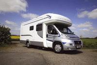 Motorhome review - 2011 Auto-Trail Frontier Dakota & Bentley