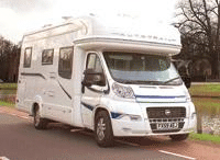 Amazing Auto-Trail Frontier Mohawk (2010) - Motorhome Review - Reviews - Motorhomes U0026 Campervans - Out ...