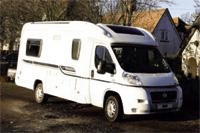 Motorhome review - Bessacarr E520 on 2.3-litre Fiat Ducato