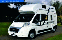 Motorhome review - head to head between the 2010 Concorde Compact and 2010 Globecar Globescout Vario