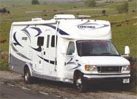 Motorhome review - Coachmen Concord 275DS on LWB LHD 6 0
