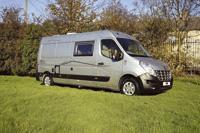 Motorhome review - Devon Monte Carlo Fixed Bed v WildAx Europa