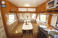 Hymer Nova SL 580K - Reviews - New & Used Caravans & Caravanning