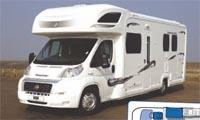 Motorhome review - Head to head Bessacarr E769 and Lunar Roadstar 800 from 2007
