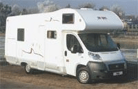 Motorhome review - Head to head McLouis Tandy 490G Plus versus Sharky M6 from 2007