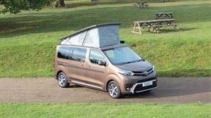 Wellhouse Leisure's Toyota Proace Matino