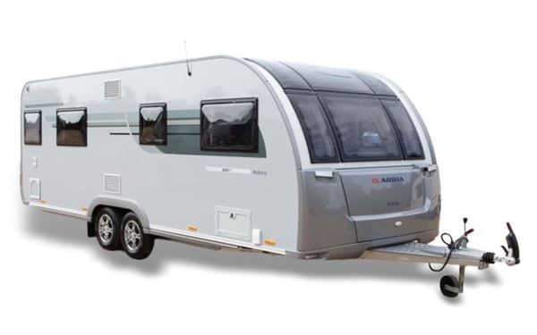 Caravan of the Year 2019 - Adria Adora Sava