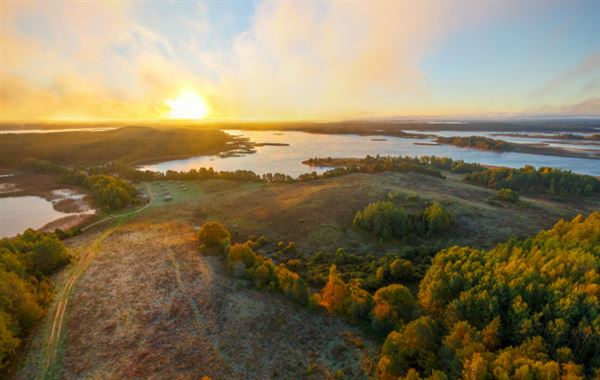 Braslave Lakesnational Park - courtesy stock.Adobe.com