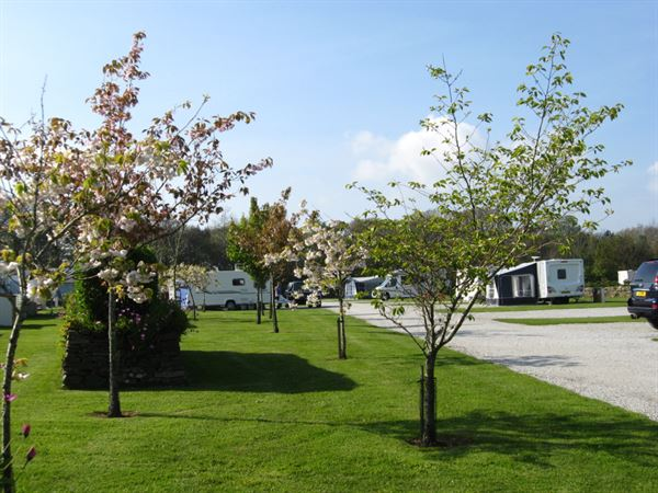 Carnon Downs is now owned by the Caravan and Motorhome Club