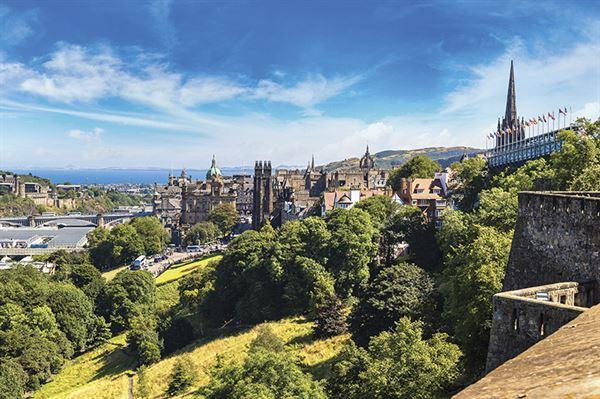 Edinburgh. Image: Adobestock