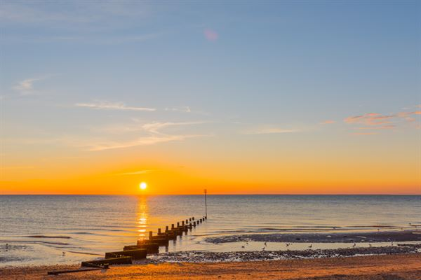 Hunstanton beach (Photo: AdobeStock)