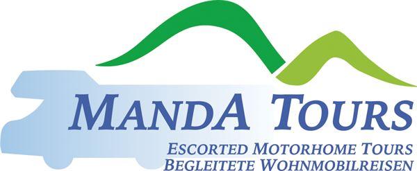 MandA Tours logo