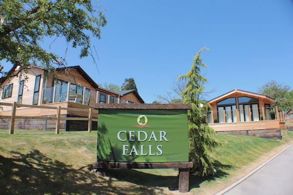 New Luxury Lodge Development At Dorset Park