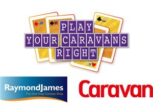 Play Your Caravan Right gameshow competition