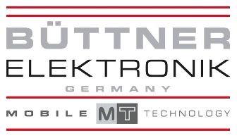 Büttner Elektronik logo (photo courtesy of Büttner Elektronik)