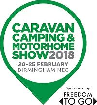 The show takes place in February and Birmingham's NEC