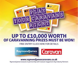 Play Your Caravans Right competition