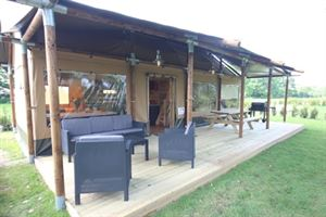 New safari lodges