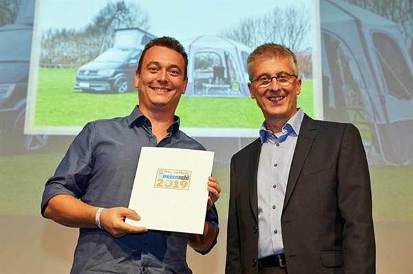 Vango award