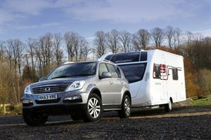 SsangYong: A car manufacturer that's paying attention to caravanners