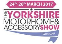 The Harrogate show takes place over the weekend of 24-26 March