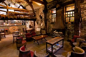 Cosy and warm pub