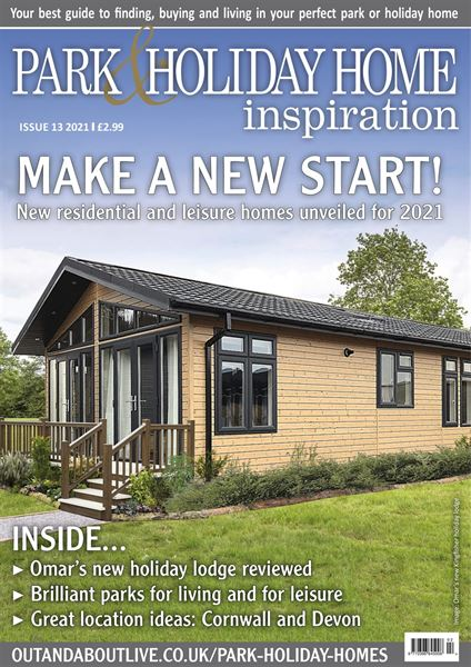 Download Issue 13 of Park & Holiday Home Inspiration today