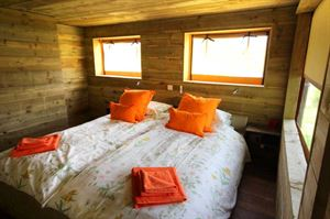 New luxury glamping lodges at Concierge Camping