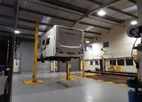 Our recently refurbished mechanical facility