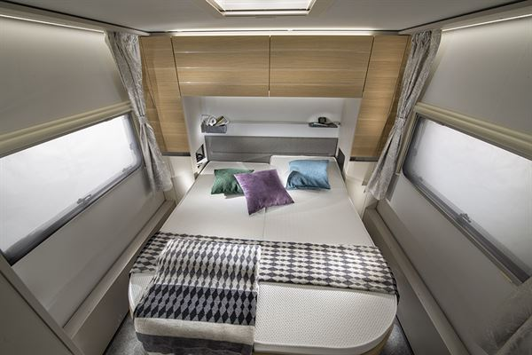 Adria Adora Tiber Bed