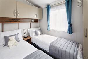 The bedroom in a Willerby Avonmore (Image: Willerby)