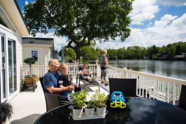 Park Holidays UK's holiday homes are well-distanced and with lashings of fresh air in spacious grounds