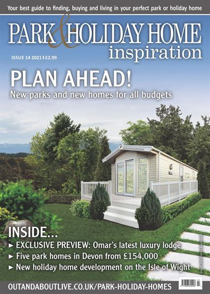 PARK & HOLIDAY HOME INSPIRATION ISSUE 14