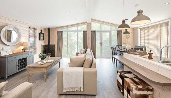 The interior of the new The Casa Di Lusso from Prestige Homeseeker