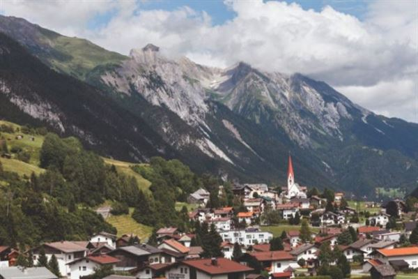 Caravan touring: A head for heights in Austria