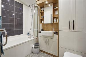 Willerby Dorchester bathroom (photo courtesy of Willerby)