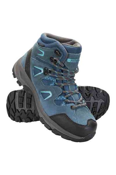 These women's boots from Mountain Warehouse are tough, lightweight and comfortable