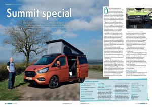 CAMPERVAN JUNE 2019