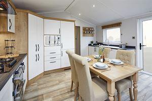 Willerby Dorchester kitchen (photo courtesy of Willerby)
