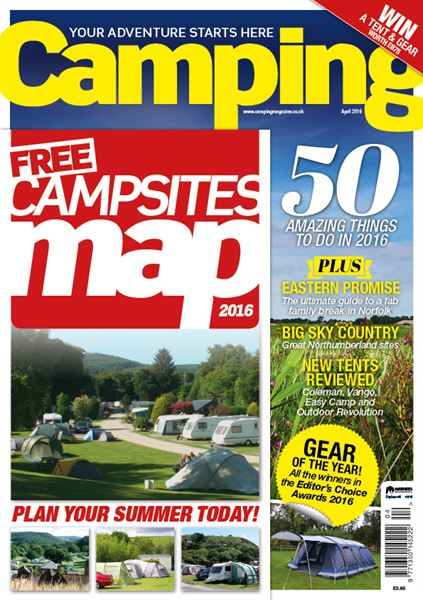 Camping April16