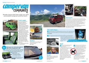 CAMPERVAN FEB 2019