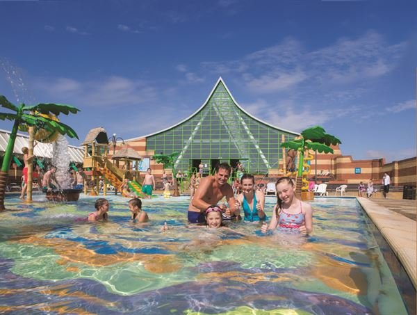 Vauxhall Holiday Park is perfect for family fun