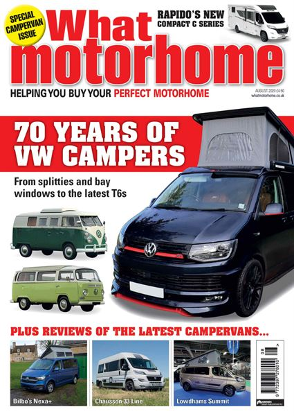 WHAT MOTORHOME AUGUST 2020