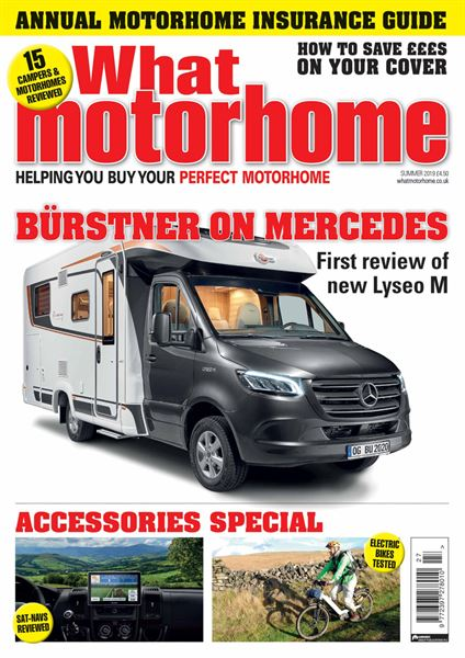 WHAT MOTORHOME SUMMER 2019