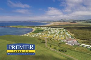 Abbeyford Leisure's Elie Holiday Park at Shell Bay, Fife