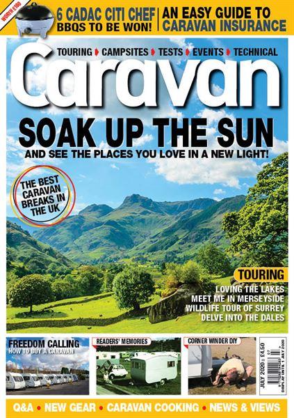 CARAVAN JULY 20