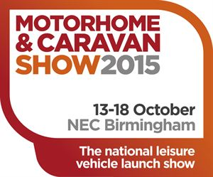 Motorhome and Caravan Show 2015