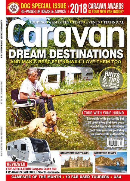 CARAVAN DEC/JAN18