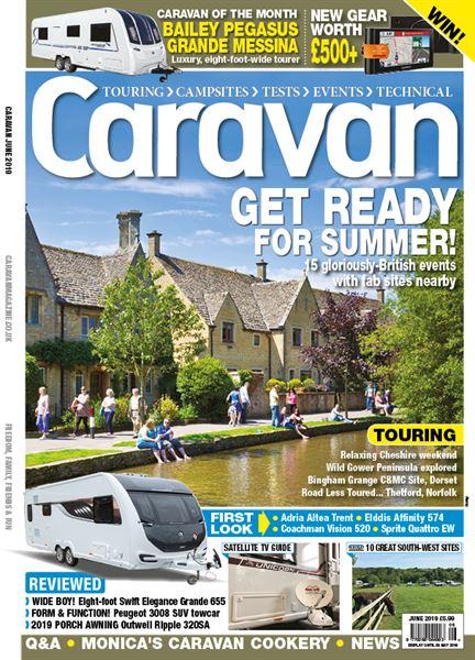 CARAVAN JUNE 2019