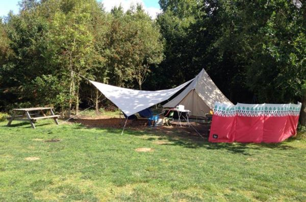 Nethergong camping